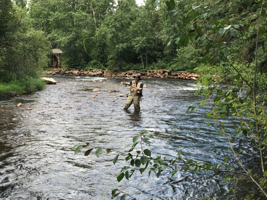 Romantic RiverSong Fishing