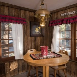 cowboys delight breakfast table