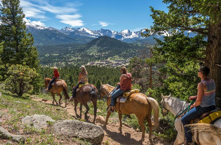Honeymoon Adventure Estes Park