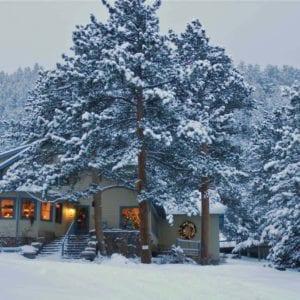 wintertime at Romantic RiverSong