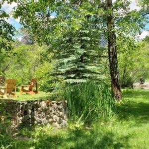 riversong backyard views
