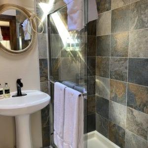 Bathroom in Cowboy's Delight